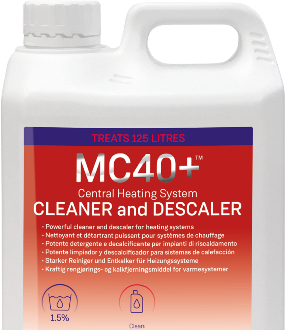 MC40+ Cleaner and Descaler